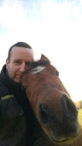me and rusty