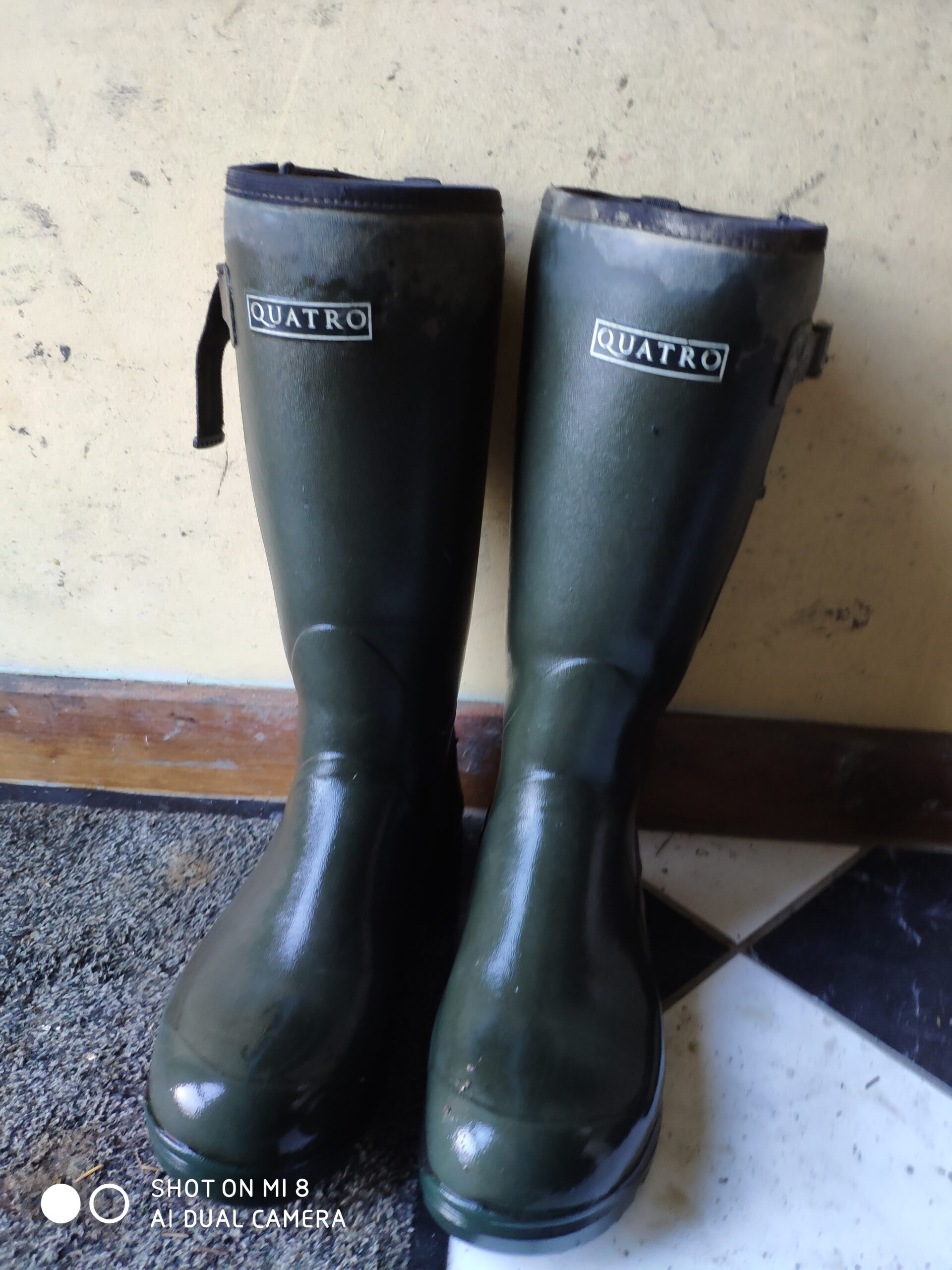 Top 10 wellies
