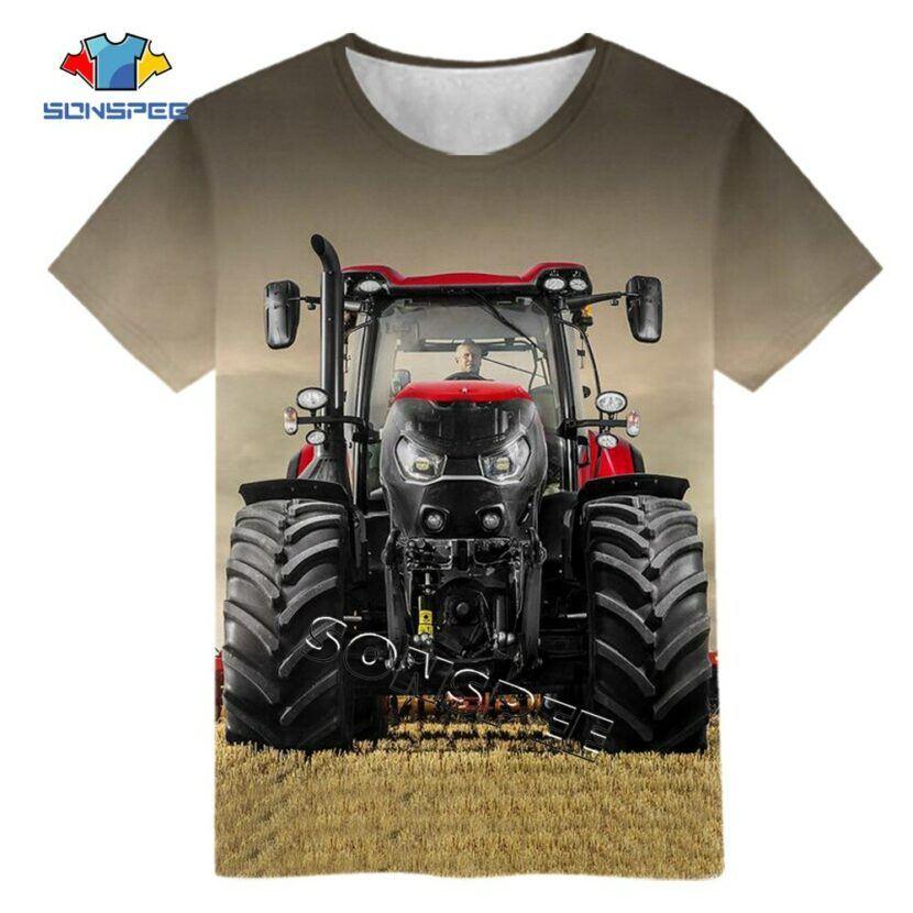 farming t shirts