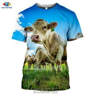 cow t shirts