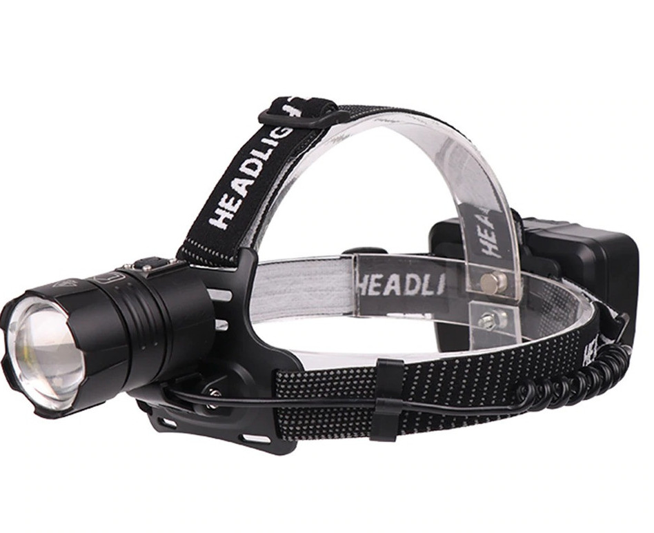 head light tourch