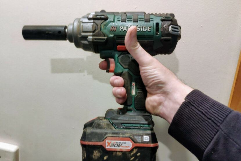 lidl's impact wrench