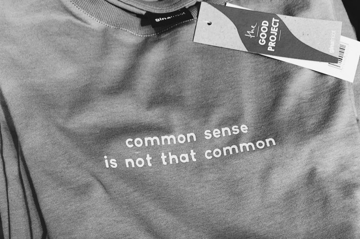 what was common sense